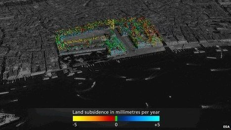 Megacities contend with sinking land | CIEE Global Architecture+Design Prague | Scoop.it