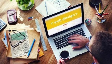Reconversion professionnelle: à la découverte du métier de webdesigner | Numérique, communication, documentation, marketing, publicité, informatique, télécoms | Scoop.it