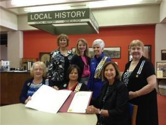 DAR Promotes Constitution Week Awareness - Chattanoogan.com   Tennessee Libraries   Scoop.it