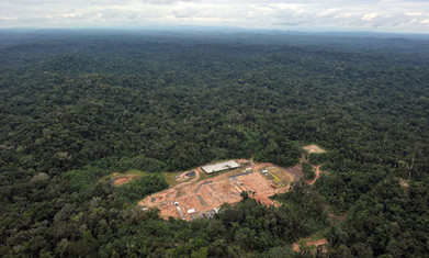 Gas company targets protected Manú park in Peruvian Amazon | Landforms and Landscapes | Scoop.it