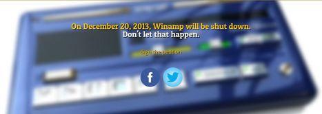 Winamp : une pétition pour rendre le lecteur audio open source | I.T. | Scoop.it
