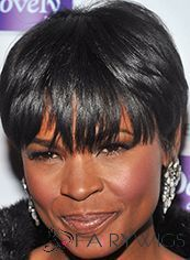Hot Short Straight Black African American Wigs for Women : fairywigs.com | African American Wigs | Scoop.it