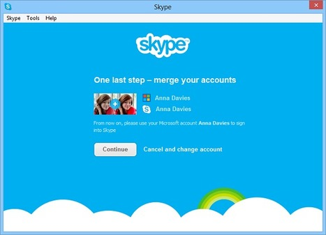End Of An Era: Windows Live Messenger To Be Retired, Users Transitioned To Skype | TechCrunch | Cloud Central | Scoop.it