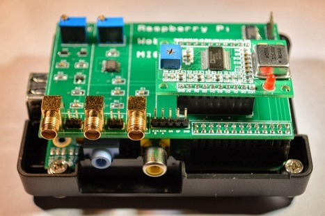 A Slice of Raspberry Pi: Setting up and Testing the Raspberry Pi Wobbulator - Part 1 | Raspberry Pi | Scoop.it