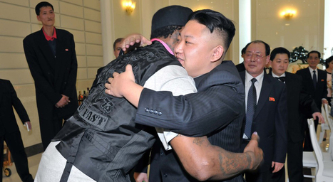 Dennis Rodman returning to N. Korea to free Kenneth Bae | International Diplomacy: Korea, Asia & The world | Scoop.it