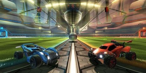 PS4 and Xbox One 'Rocket League' cross-play ready | Video Games | Scoop.it