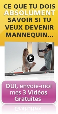 Les mannequins pour la publicité   Comment devenir mannequin - Informations et Conseils   BKNG   Scoop.it