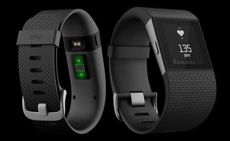 Les bracelets Fitbit sont aussi fiables qu'une ceinture cardio | Hightech, domotique, robotique et objets connectés sur le Net | Scoop.it