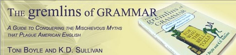 Pick Out the Grammar Gremlins | Teaching (EFL & other teaching-learning related issues) | Scoop.it