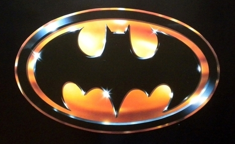 How the 1989 Batman logo helped set the course for superhero movies | The Batman and Its Influence | Scoop.it
