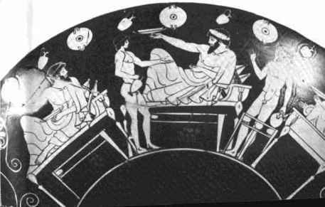 The symposium: Athenian drinking parties (The Classics Pages) | Athenian Social Life | Scoop.it