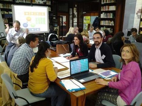 Reunión de la Red School on the Cloud | Geografía en la Nube | Scoop.it