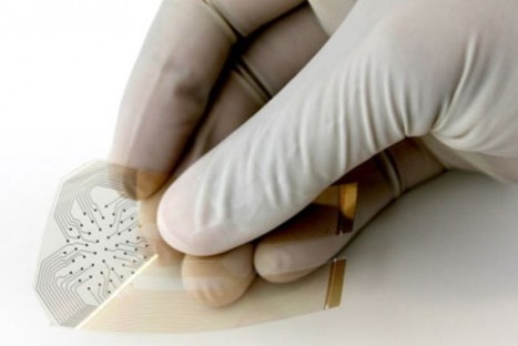 Bandage Detects Wounds Before Doctors Can See Them | shubush healthwear | Scoop.it