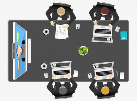 Top 10 video conferencing systems for eLearning professionals | Aprendiendo TIC y Educación-Learning every day TIC and Education | Scoop.it