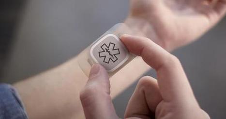 Les patchs médicaux permettent aussi d'anticiper les crises et de donner l'alerte | L'Atelier: Disruptive innovation | innovation | Scoop.it