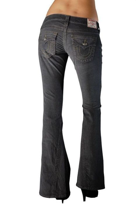 get True Religion Jeans Cassidy Corduroy Charcoal Cheap 5-7days arrival | Hot Sale Women's Wide Leg Jeans For You | Scoop.it