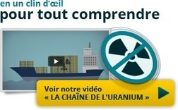 Trois jours d'actions - Ensemble, barrons la route à l'uranium ! | TRANSITURUM | Scoop.it