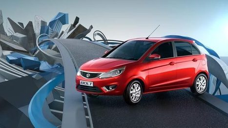 Tata Motors unveils sedan Zest, hatchback Bolt - Business Today - Business News | checkcarin | Scoop.it