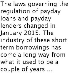What Borrowers Should Know Before Applying For Quick Payday Loans | John Mathew | Scoop.it
