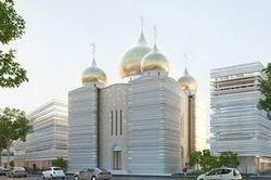 Multiplast fabriquera en composites les dômes de la nouvelle église orthodoxe parisienne | Forge - Fonderie | Scoop.it