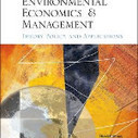 Environmental Economics and Management: Theory, Policy and Applications book download<br/><br/>Scott J. Callan and Janet M. Thomas<br/><br/><br/>Download here http://biomervo.info/1/books/Environme... | Environmental Valuation & Cost-Benefit News | Scoop.it