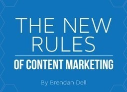 The New Rules Of Content Marketing - B2B Marketing Insider | #TheMarketingAutomationAlert | Social Media and B2B profitability | Scoop.it