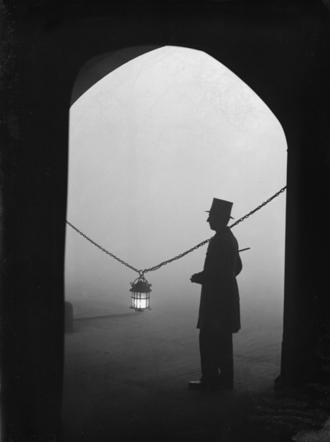 26 Haunting Photos Of The London Fog | What Surrounds You | Scoop.it