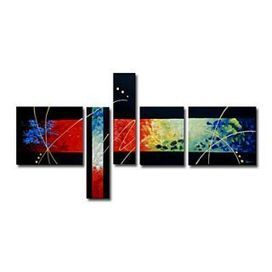 Different Flowers On the Cuboid Oil Painting - Set of 5 - Free Shipping - Oilpainting-shop.com | OilPainting-Shop.com | Scoop.it