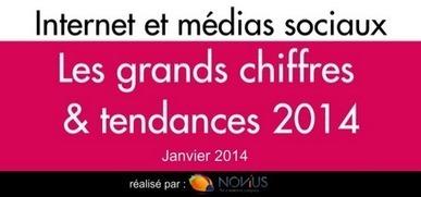 Internet et médias sociaux : les grands chiffres et tendances 2014   Réseaux sociaux et Curation   Scoop.it