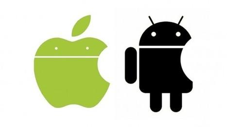 Apple mise sur Android: toutes ces applis seront bientôt disponibles sur Google Play | Freewares | Scoop.it