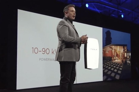 The Tesla Battery Heralds The Beginning Of The End For Fossil Fuels | Energy&Environment | Scoop.it