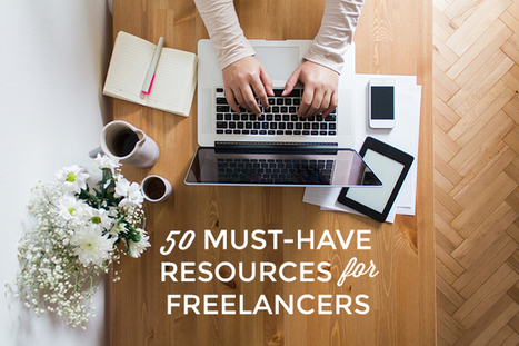 50 Tools you need to get your Freelance Business Started | Technology in Business Today | Scoop.it