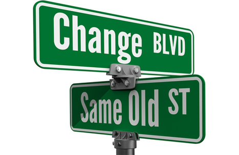 How do You Manage Change? You May Want to Share This Story and Tips | l'arte del personal branding | Scoop.it