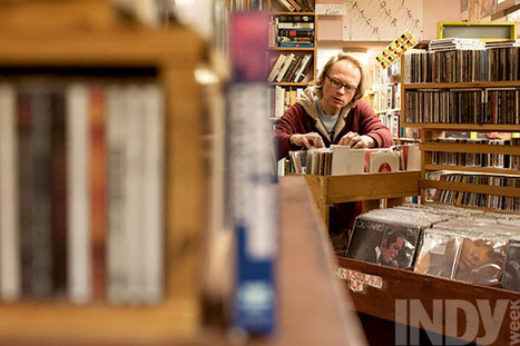 Nice Price Books in Carrboro to close | Arts Feature | Indy Week | Used Books | Scoop.it
