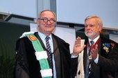 Le Directeur Général de l'ESA honoré par l'Université de Liège | L'actualité de l'Université de Liège (ULg) | Scoop.it