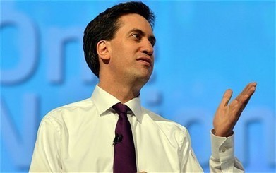 """""""Labour can win and taxes will go up under Miliband"""" 