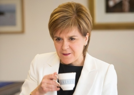 Nicola Sturgeon hails new Scots distillery launch | Business Scotland | Scoop.it