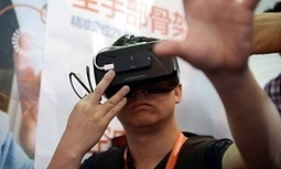 The return of virtual reality: 'this is as big an opportunity as the internet' | Teaching - learning | Scoop.it