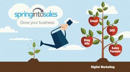 Spring into Sales | Small Business | Scoop.it