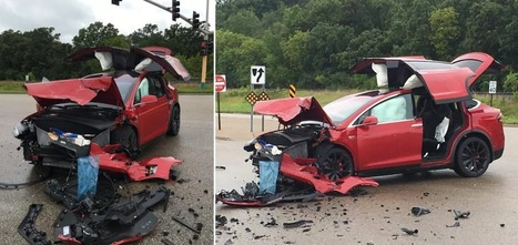 'I want my family back in a Tesla' says father after surviving severe crash in a Model X | Discover Sigalon Valley - Where the Tags are the Topics | Scoop.it