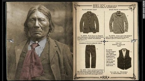 Ralph Lauren apologizes for Native American ads | Psychology of Consumer Behaviour | Scoop.it