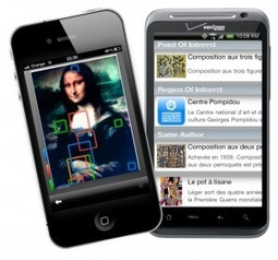 Apps de reconocimiento deimagen | Museos y nuevas tecnologías | Scoop.it