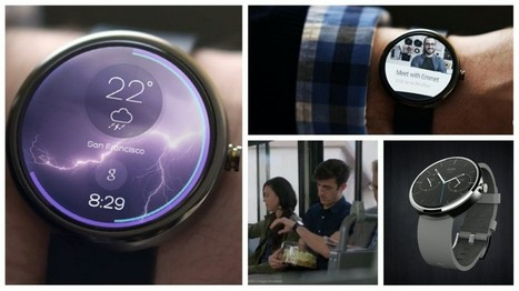 Motorola 360 Smart Watch Launching Mini Android as Google Wear - TechWaq.com   Unique Technology   Scoop.it