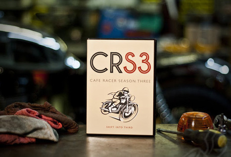 Cafe Racer TV Season 3 DVD | Cafe Racers | Scoop.it