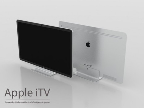 Apple 32 and 37-inch TV | Social Web Innovation | Scoop.it
