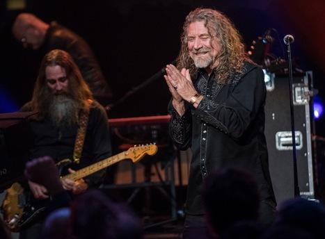 """Robert Plant: vídeo da sensacional nova versão de """"Black Dog""""   ARTE, PINTURA, LITERATURA, MÚSICA, FOTOGRAFIA E...   Scoop.it"""