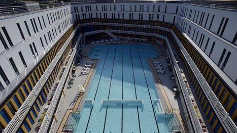La réouverture de la piscine Molitor suscite passions et polémiques - Le Figaro | HOTEL RELAIS SAINT-JACQUES | Scoop.it