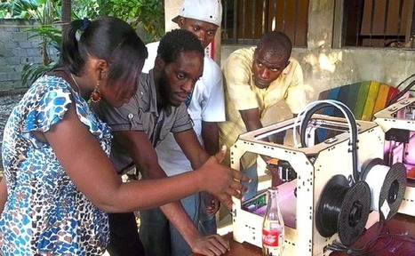 Solar-Powered 3D Printers a Game-Changer for Developing Countries » EcoWatch | 3D Printing and Innovative Technology | Scoop.it