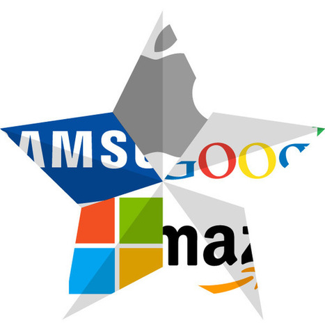 The Post Post-PC Era: Will Apple, Google, Samsung, Amazon Or Microsoft Win? - Beekays Tech News   Mobile (Post-PC) in Higher Education   Scoop.it