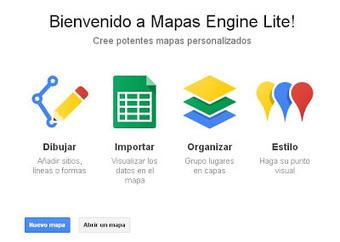 Geoinformación: Google Maps Engine (beta) reemplaza la edición de Google Maps clásico. | #GoogleMaps | Scoop.it